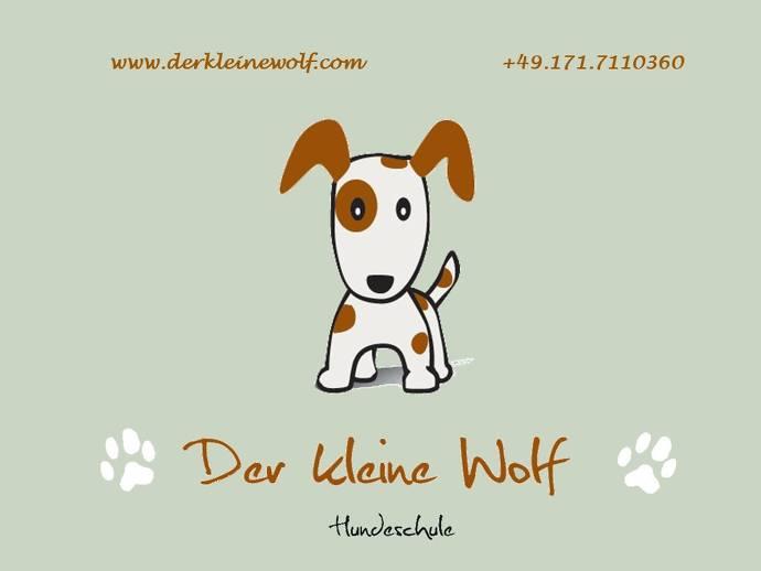 Der kleine wolf Logo