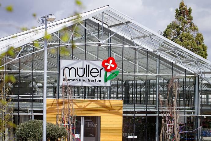 Müller Blumen und Garten Schallstadt
