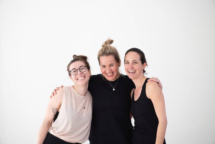 yoga, sport, freundinnen, stuttgart, studio