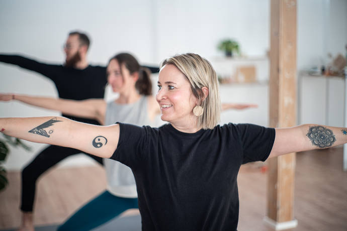 yoga, kurs, studio, stuttgart