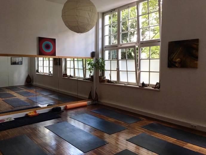 yoga, kurs, studio, stuttgart, übung, entspannung