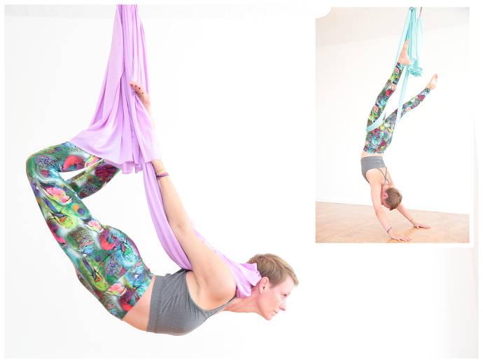 yoga, sport, stuttgart, studio, aerial
