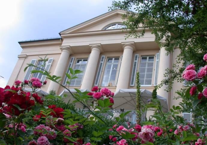 Schloss, Freudenberg, Wiesbaden, Außenansicht