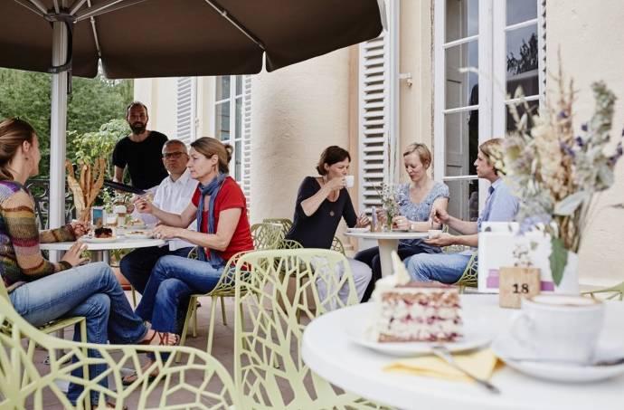 Cafe, Freudenberg, Restaurant, Wiesbaden, Gäste