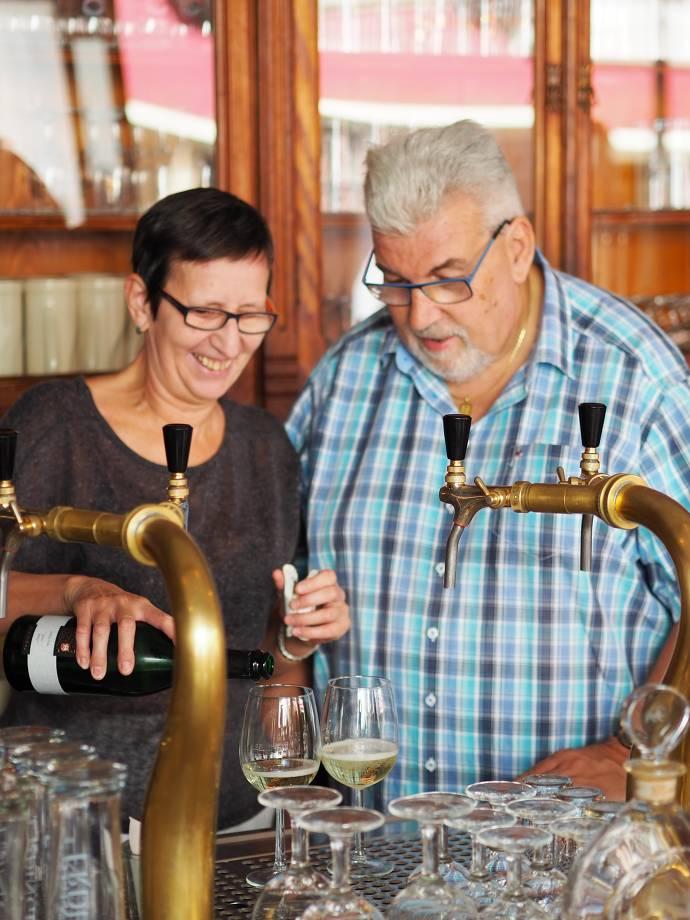 Inhaber, Rheingau, Restaurant, Essen, Trinken