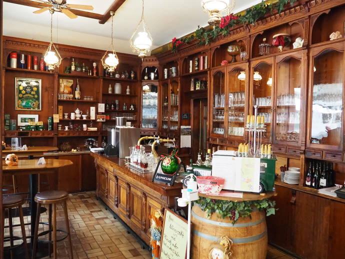 Restaurant, Rheingau, Eltville, Essen, Trinken