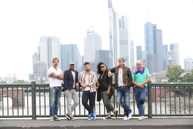 Urban Club Band, Skyline, Frankfurt, Main