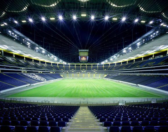 Commerzbank-Arena, Frankfurt, Stadion, Eintracht Frankfurt