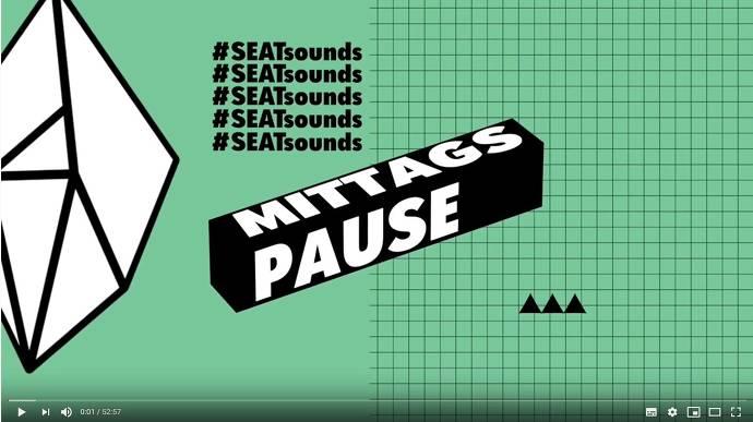 Playlist der #SEATsounds Mittagspause