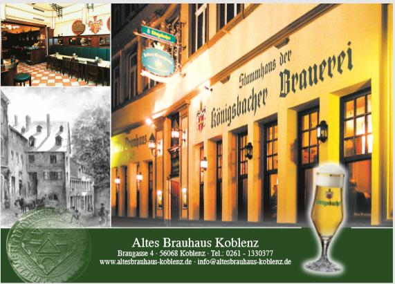 Außenfassade, Adresse, Brauerei