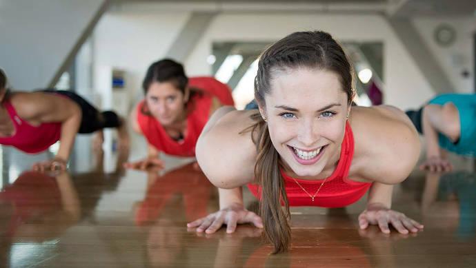 Sport, Frau, Training