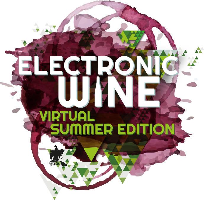 Logo, Electronic-Wine, Summer Edition