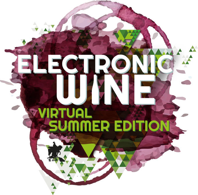 Logo, Electronic-Wine, Summer Edition