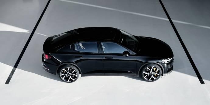 Das neue Elektroauto - Der Polestar 2