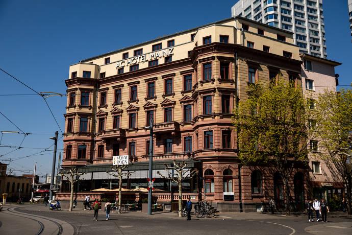 Adam & Eden Mainz im AC Hotel Mainz