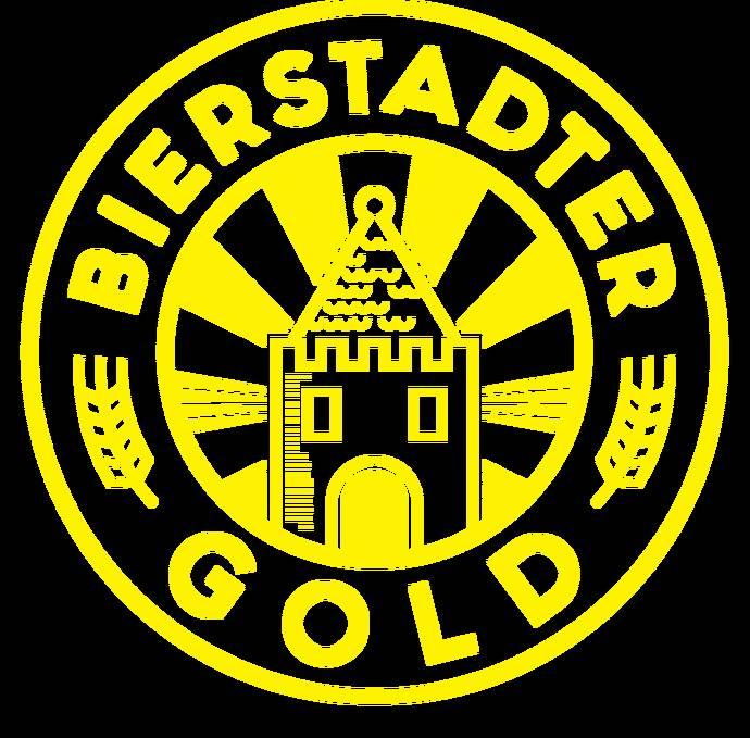 Bierstadter Gold Logo