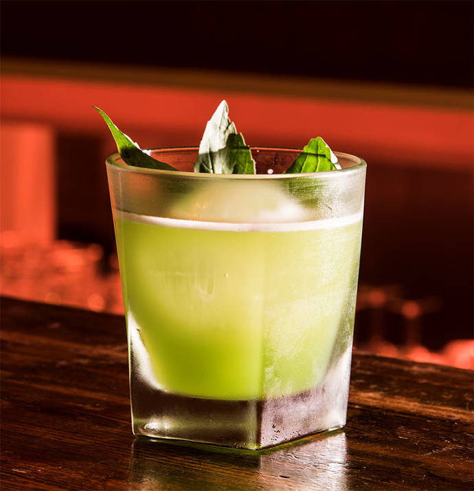 Cocktail Basil