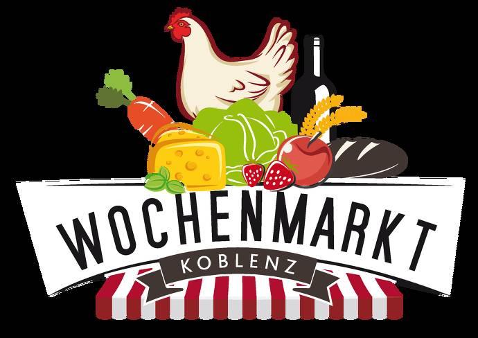 Logo Koblenzer Wochenmarkt