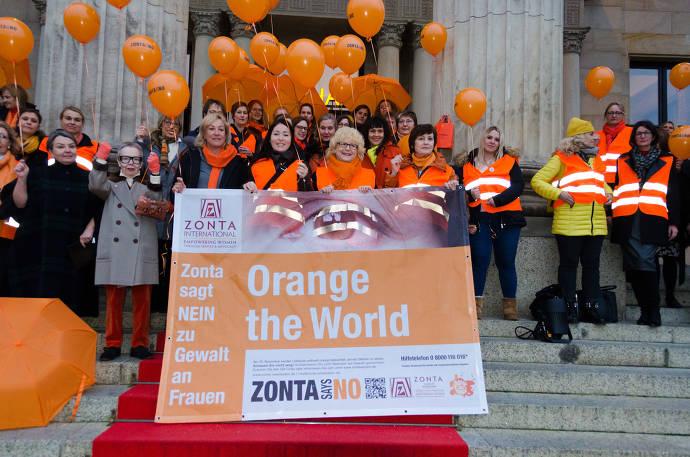 Orange the World 2019