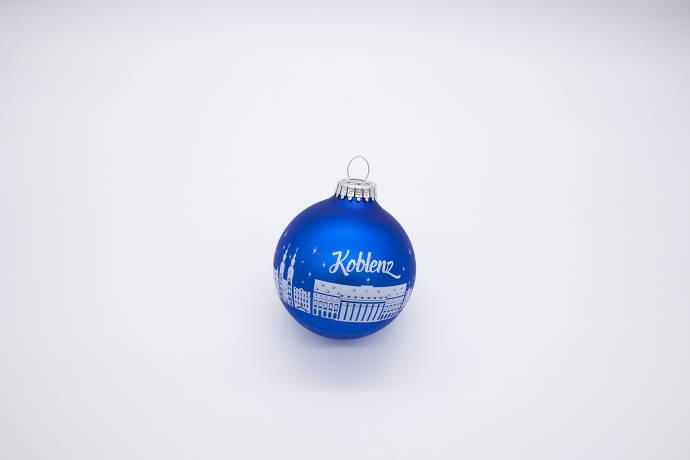 Weihnachtskugel einzeln