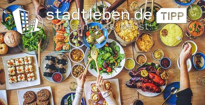 verschiedenes Essen