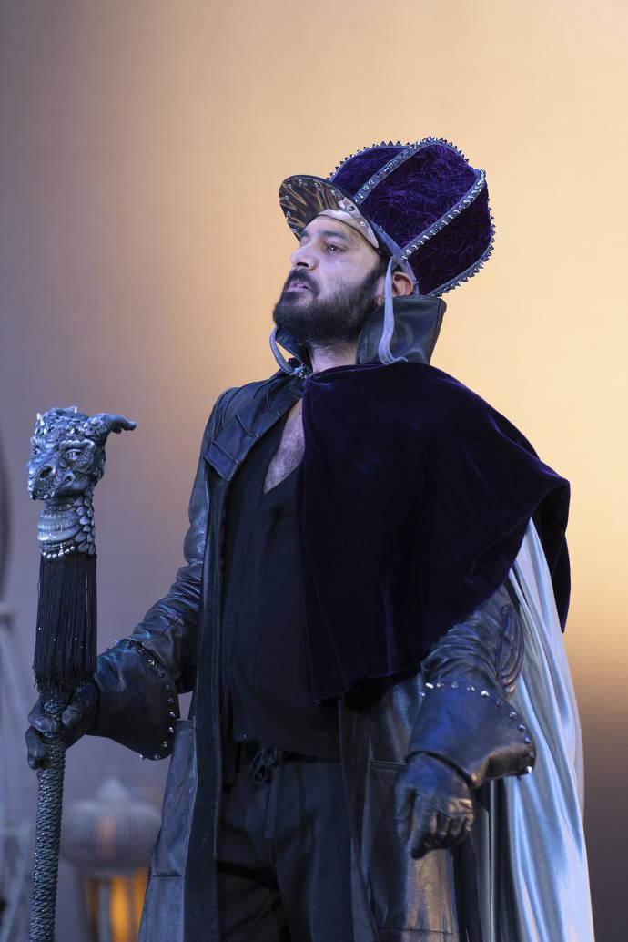 """Ausschnitt aus """"Alaaddin und die Wunderlampe"""""""