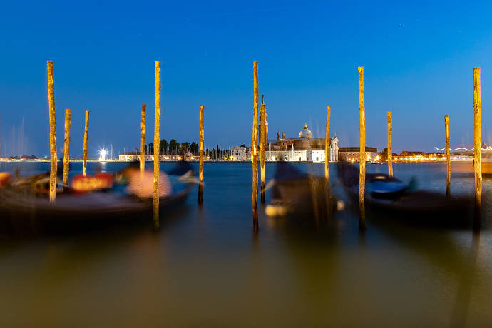 Fotografie Wasser und Boote
