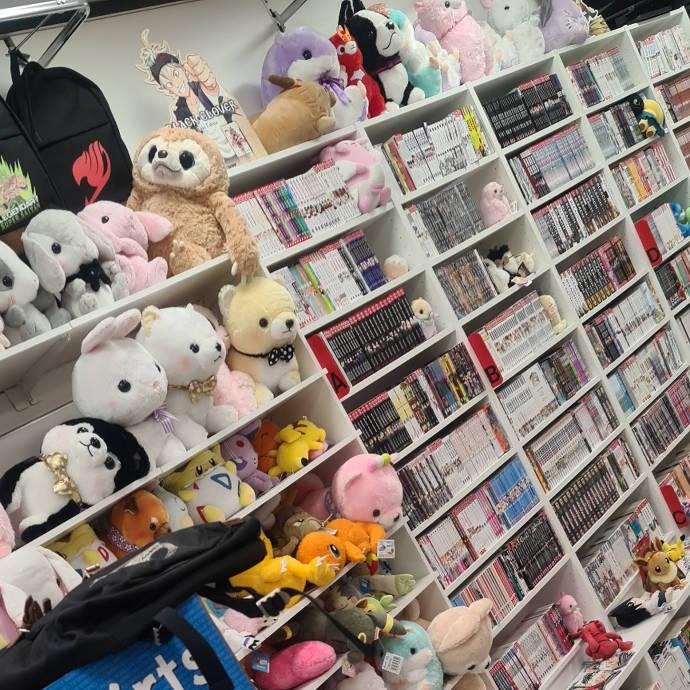 Manga-Mafia Store Wiesbaden