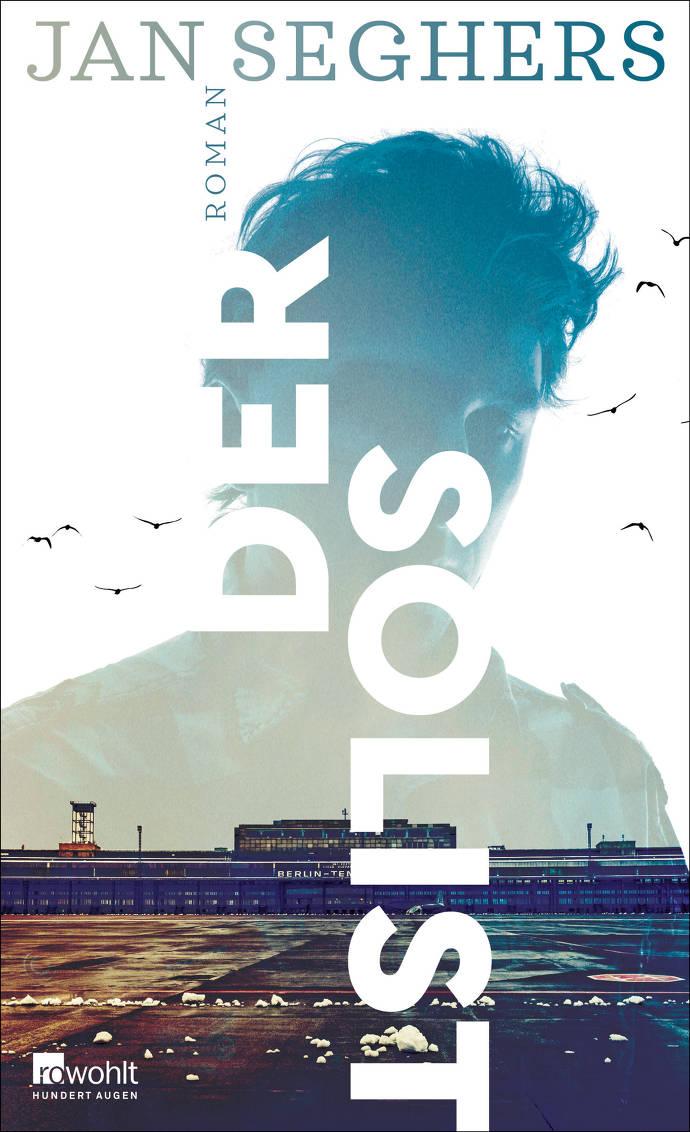 Buchcover, Jan Seghers: Der Solist