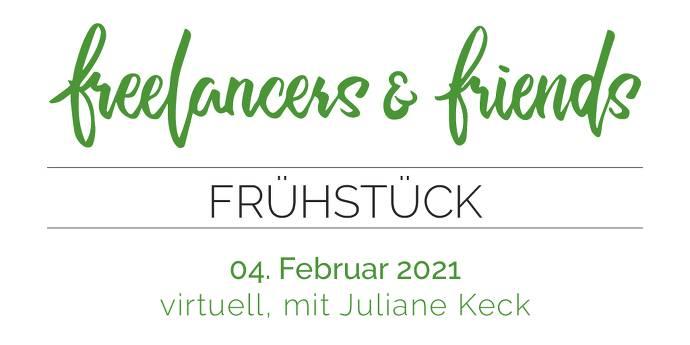 Freelancers and Friends Online Frühstück
