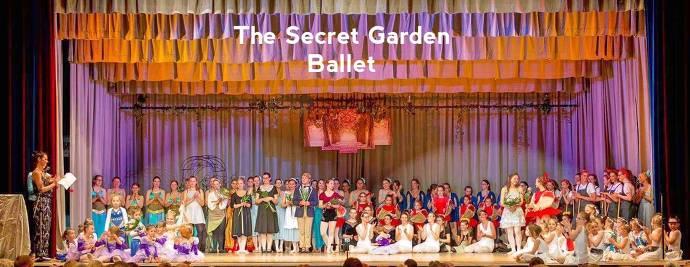 Ballett, Tanz, Gruppe