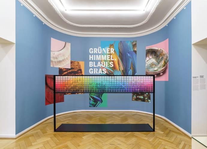 Ausstellungsansicht, Museum