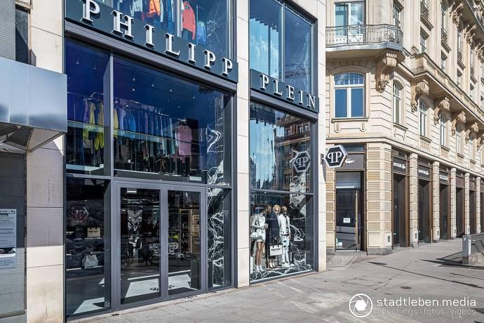 Geschäft, Mode, Frankfurt, Innenstadt, Goetheplatz, Außenansicht