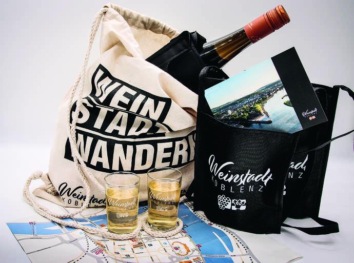Weinstadt Wanderpaket