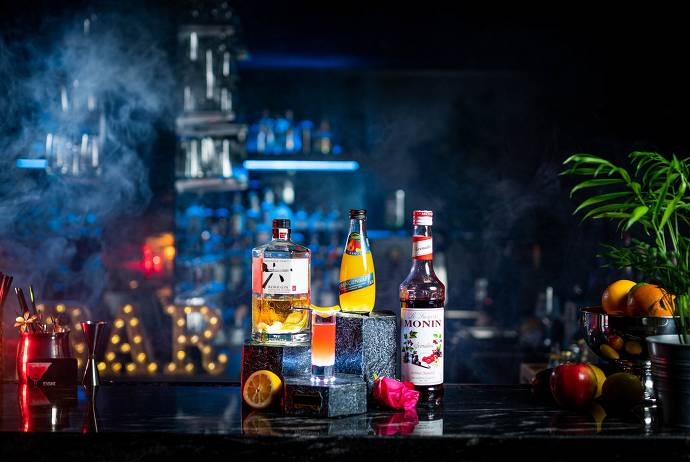 Bar, Alkohol, Gin, Japanischer Gin