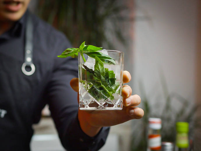 Gin, Glas, Drink, Cocktail