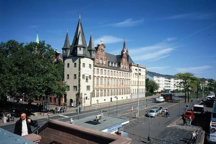 Altbau Historische Museum Frankfurt