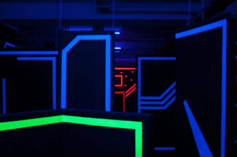 Lasertag In Frankfurt