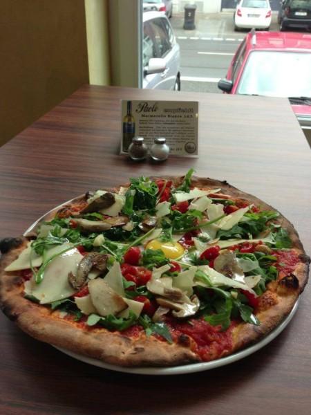 Pizza Paolo Frankfurt