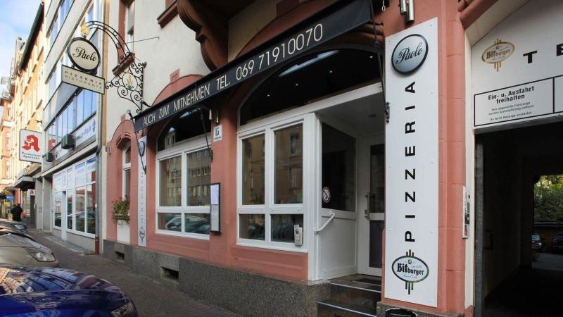 Pizzeria Paolo Frankfurt