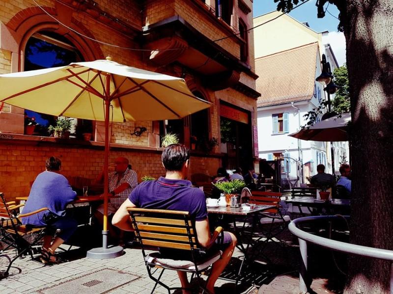 Statt Cafe Frankfurt