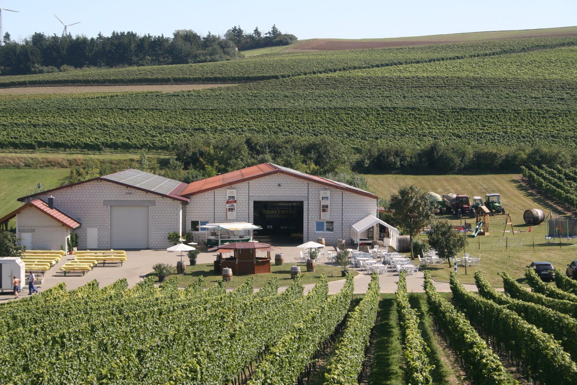 Erlebniswelt Wein & More