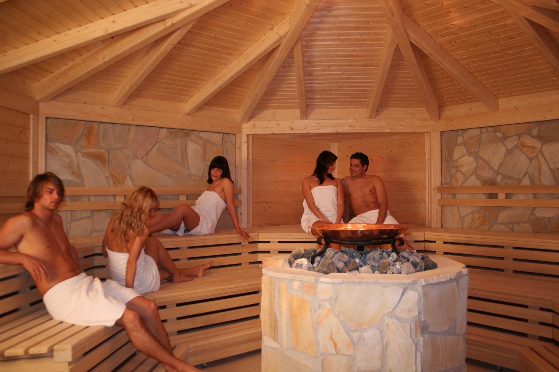 Sauna Großwallstadt