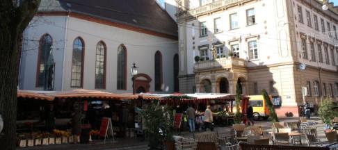 Marktplatz Durlach Karlsruhe