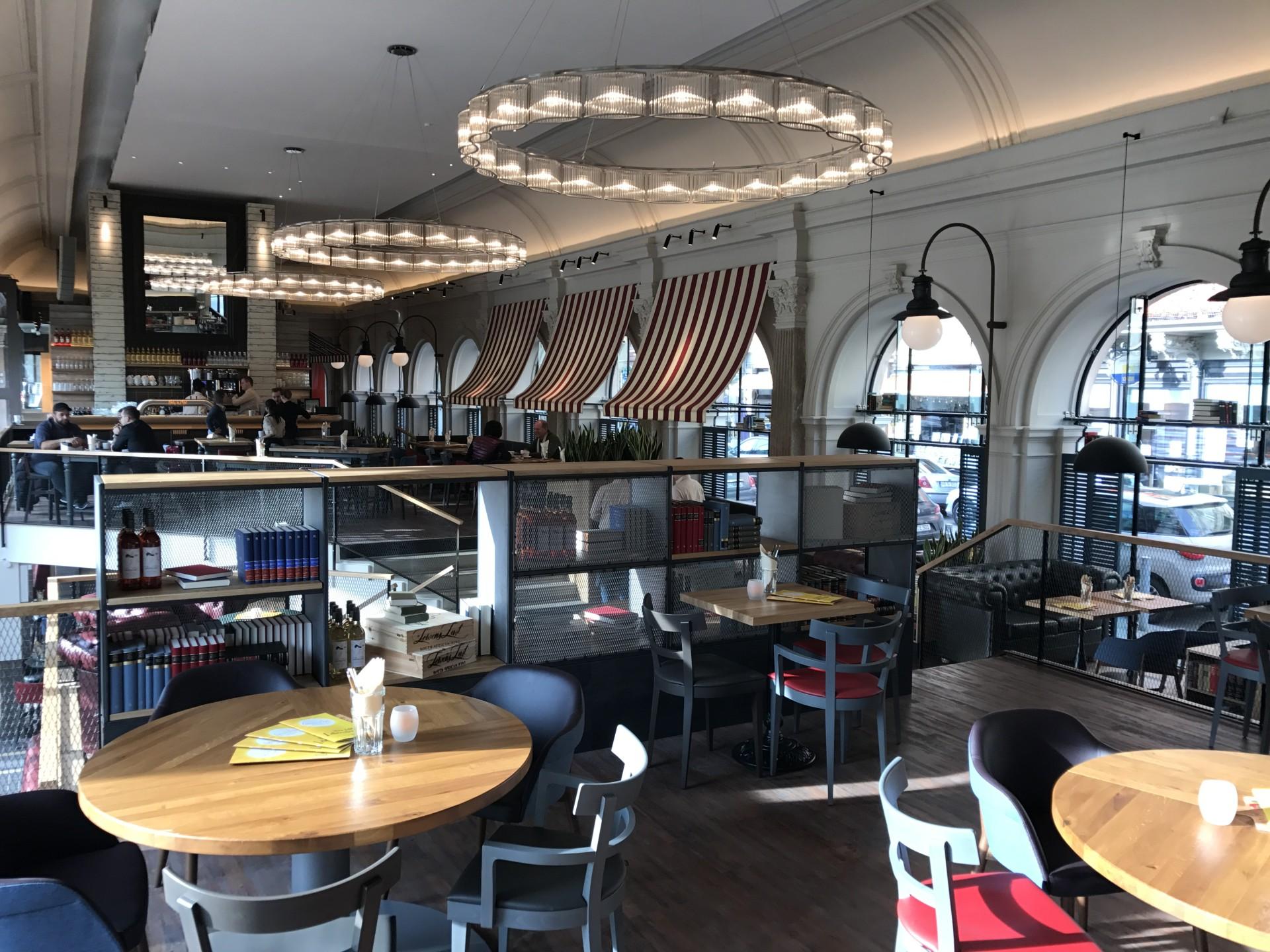 Wiesbaden Cafe