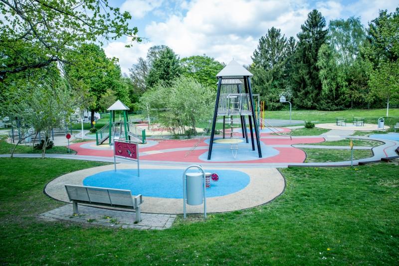 Spielplatz Wiesbaden