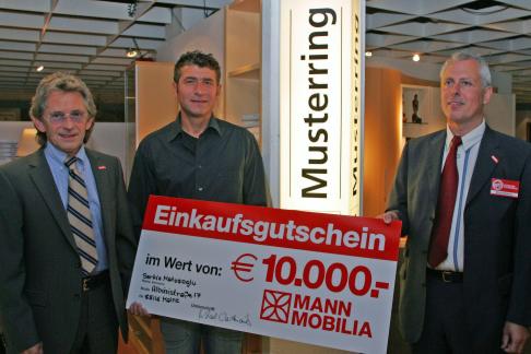 Mainzer Gewinnt 10 000 Euro Im Fruhstucksfernsehen