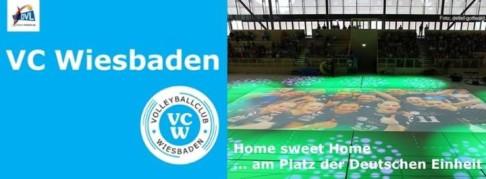 Der VC Wiesbaden Im Neuen Wohnzimmer