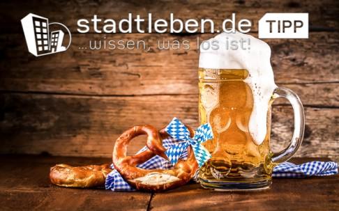 Bier, Brezel