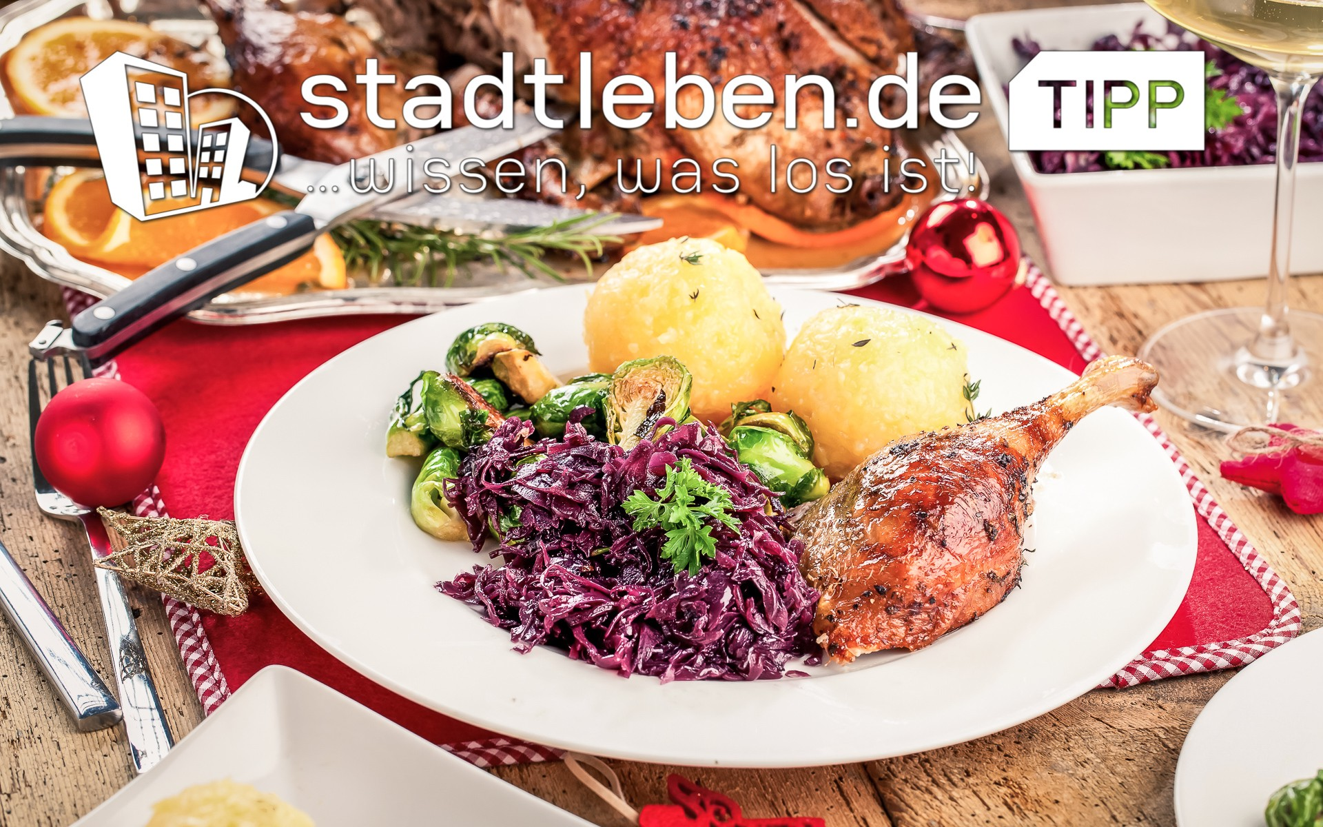 WIN* 10 Tipps: 🍗 Gans essen in Wiesbaden 2017
